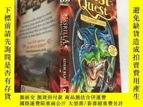 二手書博民逛書店beast罕見quest the darkest hour 野獸探索最黑暗的時刻,,Y200392