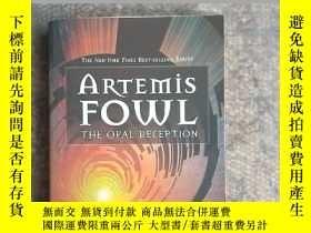 二手書博民逛書店The罕見Opal Deception (Artemis Fowl, Book 4)Y21921 Eoin C