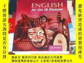 二手書博民逛書店ENGLISH罕見FOR THE IB DIPLOMA CROFT CROSS IB文憑英文的《古墓麗影》的十字架