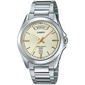CASIO MTP-1370D-9A 簡潔質感時尚腕錶 MTP-1370D-9AVDF 熱賣中!