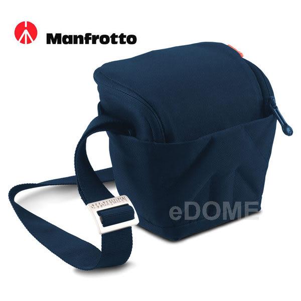 MANFROTTO 曼富圖 VIVACE 10 藍色 相機包 ★出清特價★ (24期0利率 免運 正成公司貨) 三角包 槍型包