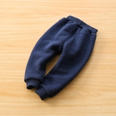 兒童棉褲加絨冬季新款空氣層男童長褲子女童裝寶寶加厚保暖褲百搭 美芭