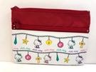 【震撼精品百貨】Hello Kitty 凱蒂貓~Hello Kitty 凱蒂貓化妝包-紅白