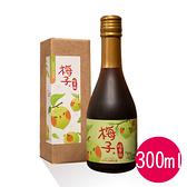 跟著農夫田裡鬧-梅子精華釀-調理(300ml/瓶)
