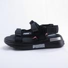 PUMA FUTURE RIDER SANDAL 男女款 涼鞋 可調式魔鬼氈 37231801 黑【iSport愛運動】