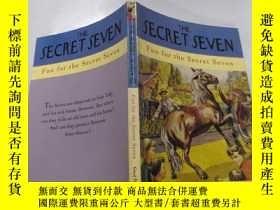 二手書博民逛書店Fun罕見for the secret seven : 秘密七號的樂趣Y212829