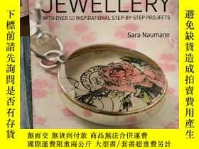 二手書博民逛書店How罕見to make Resin JEWELLERYY391543 不祥 不祥