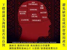二手書博民逛書店The罕見Mental Game Of Poker 2Y364682 Jared Tendler Jared