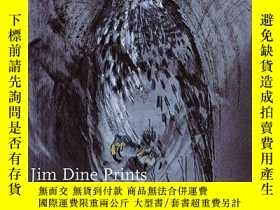 二手書博民逛書店Jim罕見Dine Prints, 1985-2000: A C
