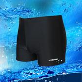 平角溫泉大碼游泳褲潮時尚泳衣男游泳裝備