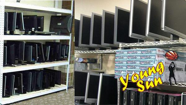 19吋液晶螢幕 二手各大廠牌 一個月保固  出清特賣 SONY 奇美 ASUS SAMSUNG LG BENQ 陽昇國際