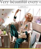 睡衣 睡衣女士春秋純棉長袖學生日式可外穿韓版甜美薄款大碼家居服套裝 新品