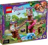 【LEGO樂高】  FRIENDS 叢林救援基地  #41424