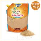【法國LA PERRUCHE鸚鵡牌】細蔗糖 750g/袋(砂糖/黑糖蜜/蜂蜜糖漿/咖啡/紅茶/餅乾)