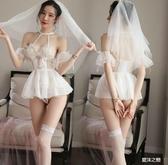 cosplay服裝女--情趣內衣服女超騷性感透明連體開檔漏乳制服誘惑大碼激情用品套裝 夏沫之戀