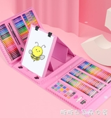 畫筆套裝-畫畫工具套裝小學生水彩筆兒童繪畫工具禮盒美術學習用品畫筆套裝  YYP 糖糖日系