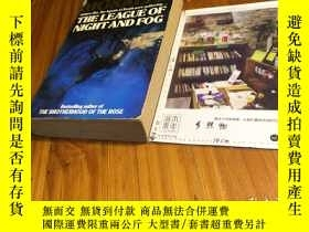 二手書博民逛書店英文原版罕見the league of night and fo
