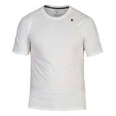 Hurley M HRLY Q/D TEE SS WHITE 衝浪T恤-(白)