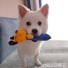 熱賣寵物玩具寵物用品狗狗泰迪貴賓比熊小狗幼犬發聲耐咬磨牙解悶娃娃毛絨玩具 coco