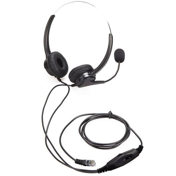 雙耳電話耳機強力推薦 1150元 東訊TECOM DX9718 有調音功能 聯盟 東訊 國際牌 NEC 國洋