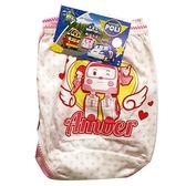 波力 女童精梳純棉內褲(PC7215) 110cm 2入/組 隨機