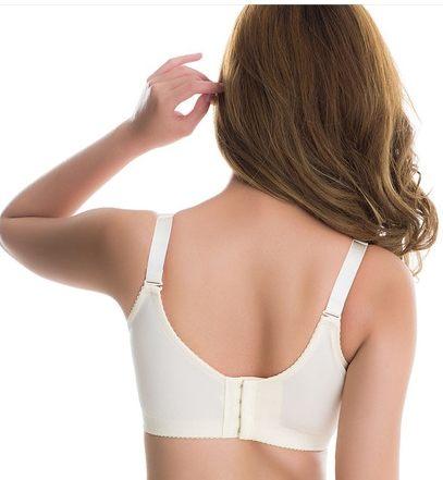 性感蕾絲女士收副乳聚攏調整型內衣性感聚攏胸罩-Xin003(70~85ABC)