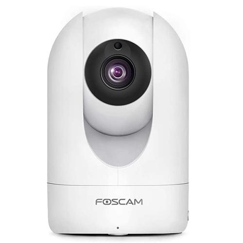 Foscam R2M FHD 1080P 旋轉式 無線網路攝影機 無線IP攝影機 IPCAM 黑 / 白