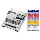 【任選市價399原廠標籤帶6捲】EPSON LW-K600 手持式高速列印標籤機