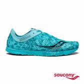 SAUCONY ENDORPHIN RACER 2 專業競速鞋款-土耳其藍x印花