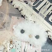 眼罩睡眠遮光透氣可愛韓國兔子網紗眼罩舒適個性創意        瑪奇哈朵