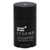 Mont blanc 萬寶龍 傳奇經典男性香水體香膏75g【小三美日】