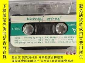 二手書博民逛書店老磁帶罕見Music Heaven 外殼加磁帶Y9532