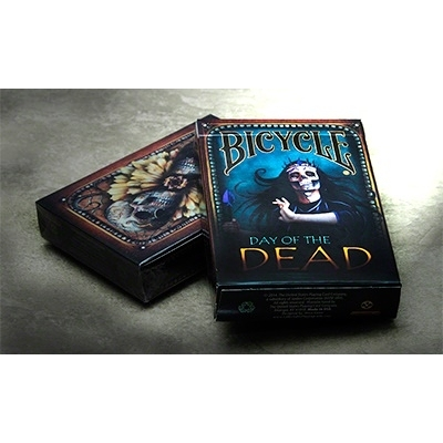Bicycle Day of the dead playing cards