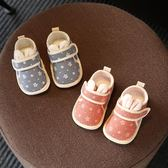 萬聖節快速出貨-寶寶鞋子軟底男童女童幼兒布鞋嬰兒單鞋