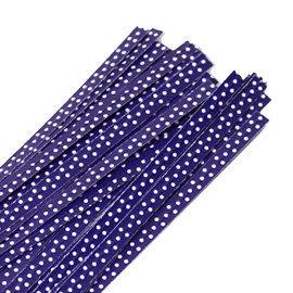 《荷包袋》紙魔帶 點點藍 【100入】
