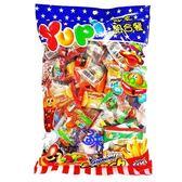 (印尼糖果)YUPI呦皮超值組合餐軟糖 1包432公克【4711402820009】