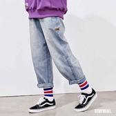 STAYREAL PURE LIFE 可調釦HD褲