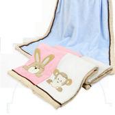 寶寶毛毯 珊瑚絨超輕柔毛毯 棉被 涼被  RF1103 好娃娃
