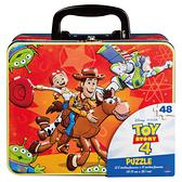 Toy Story玩具總動員 玩具總動員4手提鐵盒拼圖 玩具反斗城