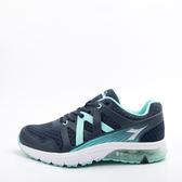 DIADORA  女段氣墊慢跑鞋-藍綠 DA8AWR5836