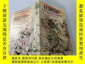二手書博民逛書店At罕見the Mountains of Madness and other novels of terror:瘋