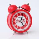 鬧鐘 SEIKO可口可樂紅色鬧鐘【NV64】原廠公司貨