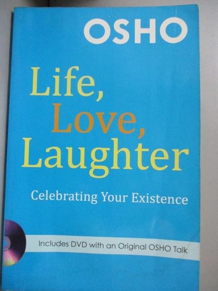 【書寶二手書T3/宗教_NJR】Life, Love, Laughter: Celebrating Your Exist