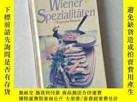 二手書博民逛書店wiener罕見spezialitaten 78 typische rezepteY447092