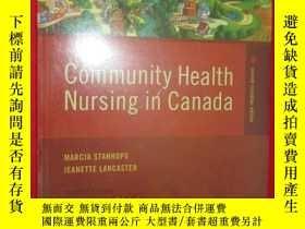 二手書博民逛書店Community罕見Health Nursing in Can