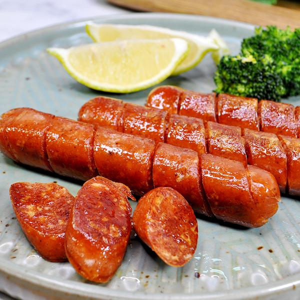 新香腸 1kg ★愛家非基改純淨素食 全素料理 純素美食 健康蔬食素料 Vegan 素香嚐  新年年菜