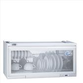 (無安裝)喜特麗【JT-3690QW-X】90公分臭氧電子鐘懸掛式(與JT-3690Q同款)烘碗機白色