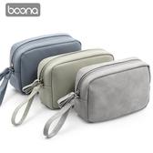 蘋果HUAWEI保護套數據線充電寶布袋子收納包充電線藍芽耳機收納包便攜收納袋   koko時裝店