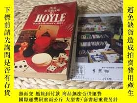二手書博民逛書店英文原版罕見play according to Hoyle :