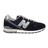 NEW BALANCE 男休閒鞋(免運 麂皮 996系列 N字鞋 反光 NB≡體院≡ CM996BN
